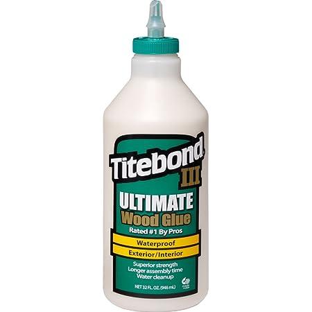 Titebond H6839 - III- Ultimate Wood Glue, 1 qt.