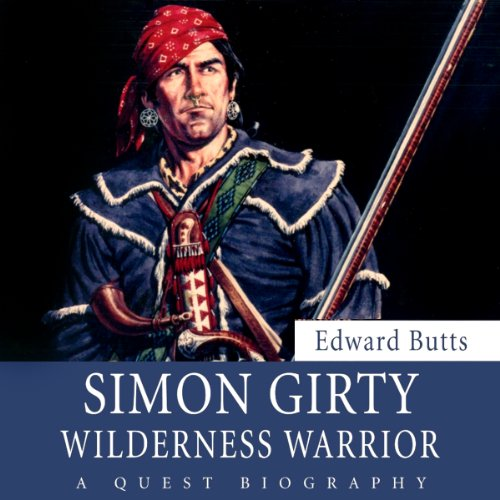 Simon Girty audiobook cover art