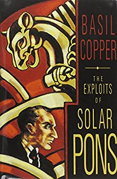 Exploits of Solar Pons 1878252119 Book Cover