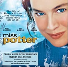 miss potter movie soundtrack