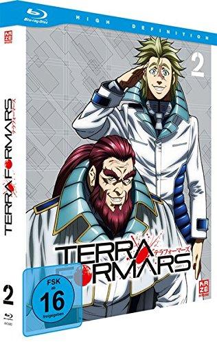 Terra Formars - Vol.2 - [Blu-ray]