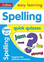 Spelling Quick Quizzes: Ages 5-7 (Collins Easy Learning Ks1)