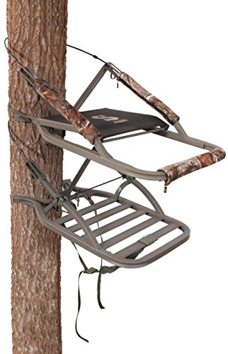 Summit Treestands Sentry SD Closed Front Climbing Stand