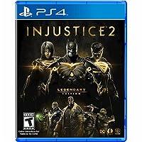 Injustice 2 Legendary Edition PlayStation 4 不義2伝説の版 プレイステーション4北米英語版 [並行輸入品]