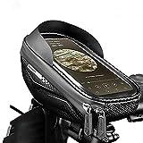 WEIWEIWEI Sac à vélo à vélo à vélo de vélo à vélo à vélo de 6,5 Pouces Téléphone Mobile...
