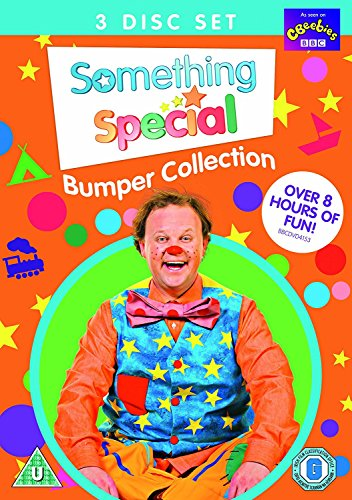 Something Special - Mr Tumble Bumper Collection [Reino Unido] [DVD]