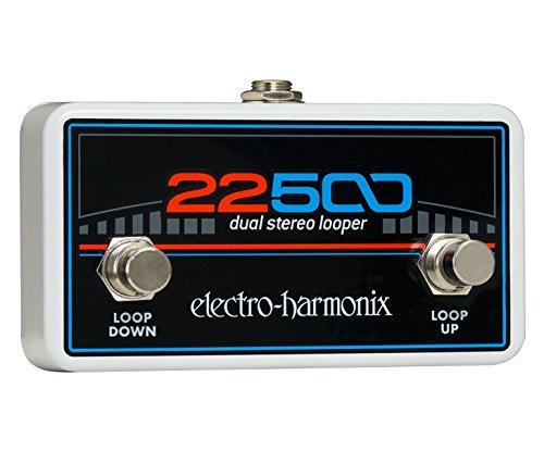 Electro Harmonix 665230-Effekt Elektrische Gitarre mit Synthesizer Filter 22500Loop Foot Control