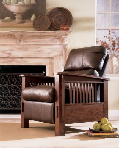 Big Sale Monarch Valley Harness High Leg Recliner By Ashley Furniture