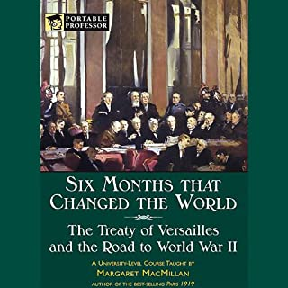 Six Months That Changed the World audiobook cover art