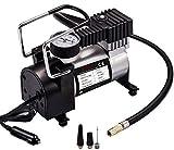 MAMMOTH Car Air Pump/Tyre Inflator 12V DC Portable/Auto Air Compressor with Pressure Gauge
