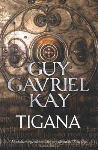Tigana by Guy Gavriel Kay (3-Feb-2011) Paperback