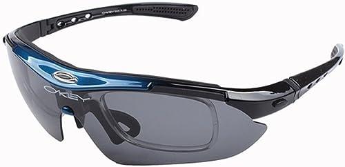 SaySure - bike bicycle polarized sunglasses de plein air sports biker goggles cycling eyewear - GMN-BG-SPT-000412