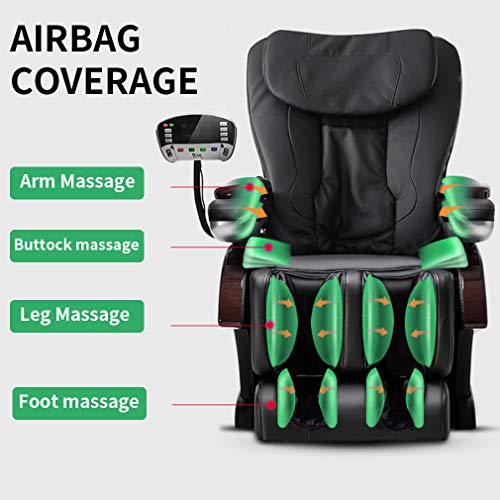 Full Body Electric Shiatsu Massage Chair