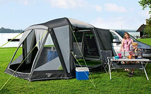 BERGER Busvorzelt Liberta-L Vorzelt Freistehend Zelt WS3000mm aufblasbar Luftzelt Campingzelt