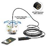Zoom IMG-1 pancellent wireless snake camera wifi