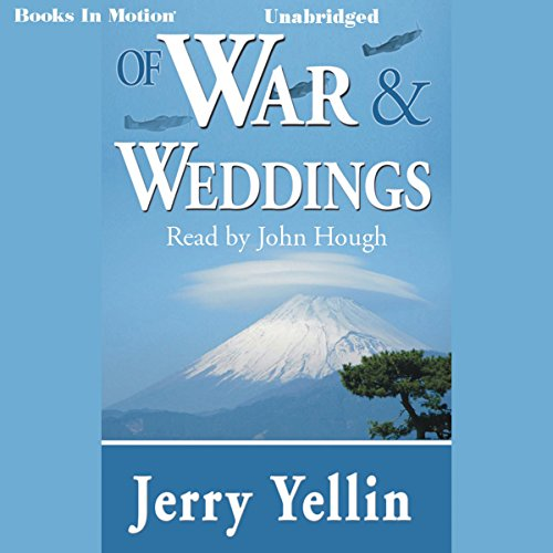 Of War and Weddings audiobook cover art