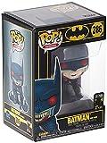 Funko- Pop Figura de Vinilo: Held 80th-Red Rain Batman (1991) Coleccionable, Multicolor, One-Size (3...