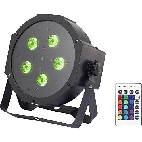Renkforce POWERPAR LED-Spot 5 X 9 W