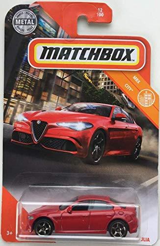 Matchbox '16 Alfa Romeo Giulia