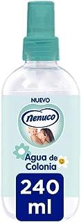 Nenuco Agua de Colonia recomendado para bebés, fragancia