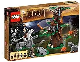 LEGO The Hobbit Attack of The Wargs