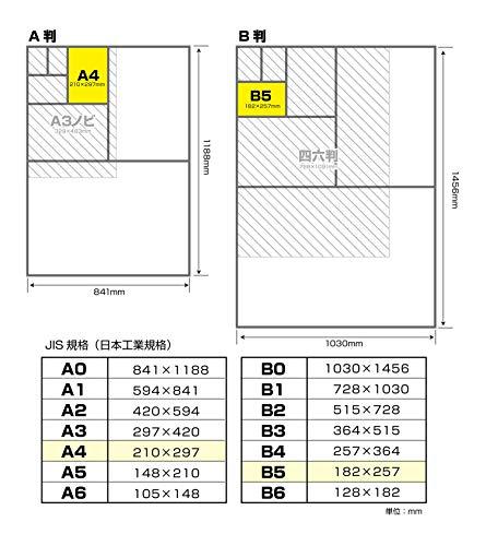 長門屋商店『美彩紙A4(ナ-962)』