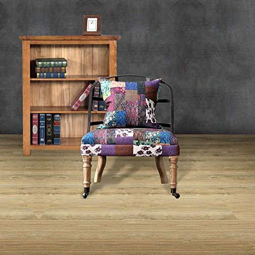 Family Hotel Sofa stoel eiken smeedijzeren bank mode persoonlijkheid vrije tijd stoel kwaliteit garantie