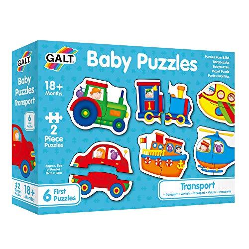 Galt Puzzles Pour Bébé - Transport