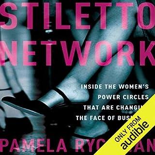 Stiletto Network audiobook cover art