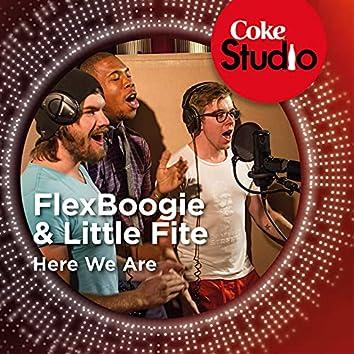 Here We Are (Coke Studio South Africa: Season 1)