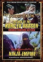 Return of the Kung Fu Dragon/Ninja Empire [DVD] [Import]
