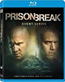 Prison Break: Event Series [Edizione: Stati Uniti] [Italia] [Blu-ray]