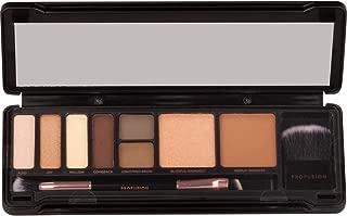 Profusion 8 Color Eye & Face Pro Makeup Case (Day Face)