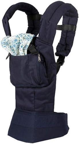 TD Porte-bébés ventraux Ergonomie du Porte-bébé Multifonction Sangle Coton Enfant Nouveau Née ( Couleur   Bleu )