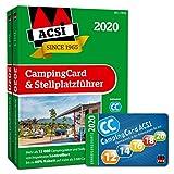 ACSI CampingCard & Stellplatzführer 2020 - Deutsche Ausgabe