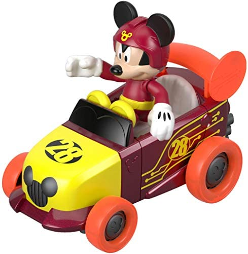 Fisher Price Disney Mickey the Roadster Racers 2 in 1 Supercharged Mickey product image