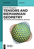 Tensors and Riemannian Geometry: With Applications to Differential Equations (De Gruyter Textbook) - Nail H. Ibragimov