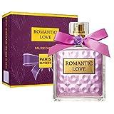 Eau De Parfum Paris Elysees Romantic Love 100 Ml, Paris Elysees