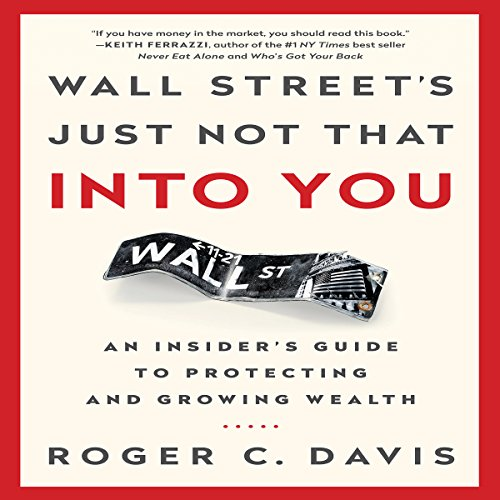 Wall Street's Just Not That into You audiobook cover art