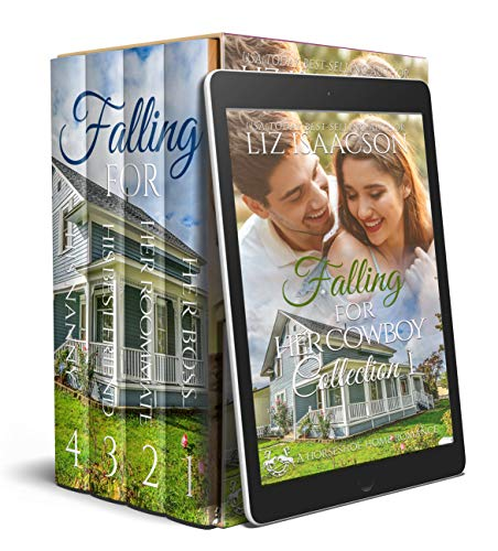 Falling for Her Cowboy: Horseshoe Home Ranch Romance, Collection 1 (Horseshoe Home Boxed Set) (English Edition)