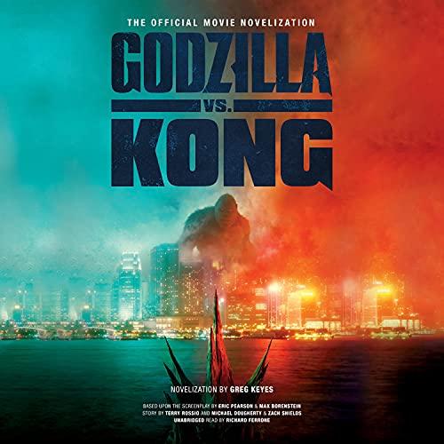 Godzilla vs. Kong cover art