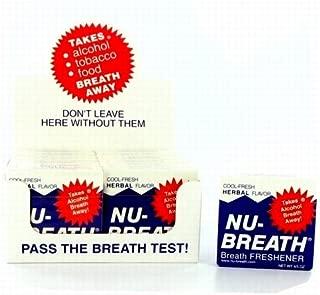 Nu Breath Breath Freshener, Herbal 12ct/box