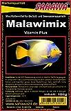 SAHAWA® Frostfutter 20x 100g Blister 2 Kg Freie Auswahl Fischfutter