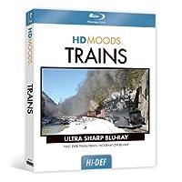 Hd Moods: Trains [Blu-ray] [Import]