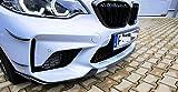 Max Auto Carbon® - Spoiler frontale in carbonio per M2 Competition M2CS F87