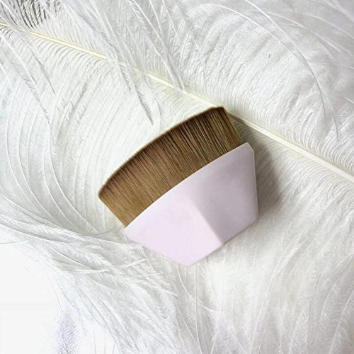 OOYJ Makeup Pinsel Blütenblatt Professional Foundation Concealer Verblender Pinsel Flüssiges Pulver Creme Kosmetik Pinsel,Pink