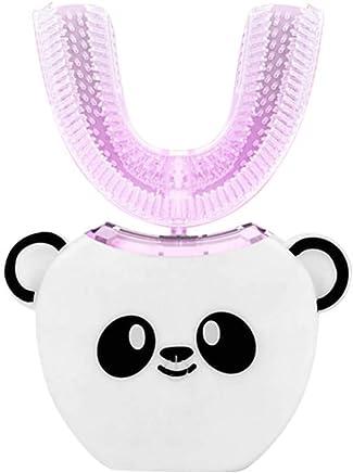 電動歯ブラシ 360°超音波ホワイトニング IPX7防水自動マウスクリーナー子供のための 白