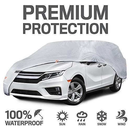 Motor Trend 7-Series Defender Pro Van Cover