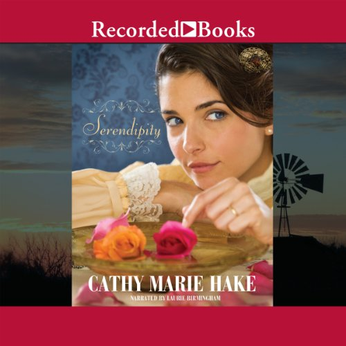 Serendipity                   By:                                                                                                                                 Cathy Marie Hake                               Narrated by:                                                                                                                                 Laurie Birmingham                      Length: 11 hrs and 25 mins     136 ratings     Overall 3.9