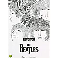 BEATLES ビートルズ (LET IT BE 50周年記念) - リボルバー(絶版) / ポスター 【公式/オフィシャル】